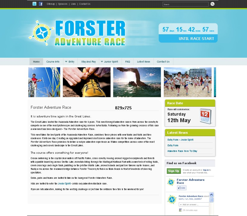 Forster Adventure Race
