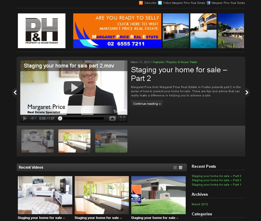 Property and House Trader .TV