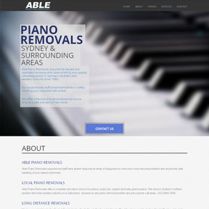 Able Piano Removals