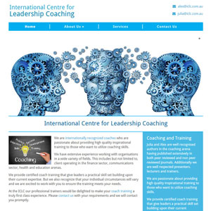 International Centre for Leadership Coaching