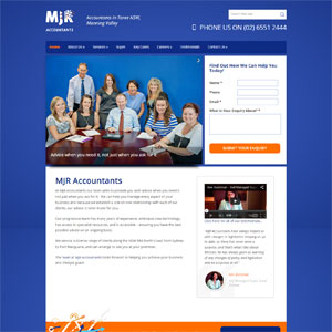 MJR Accountants