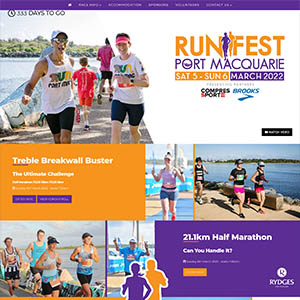 Port Macquarie Running Festival