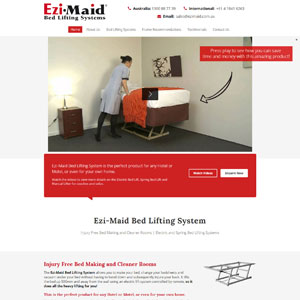 Ezi-Maid Bed Lifting System