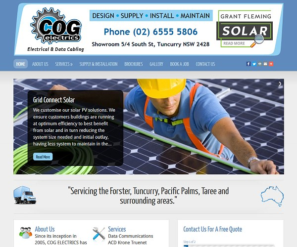 Websites for Tradies and Builders