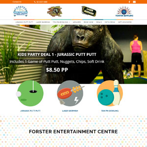 Forster Entertainment Centre