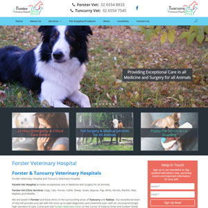 Forster Veterinary Hospital