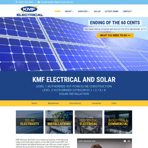 KMF Electrical and Solar