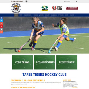 Taree Tigers Hockey Club