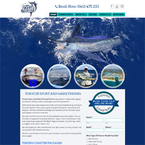 Forster Sport and Game Fishing