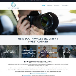 New South Wales Security & Investigations