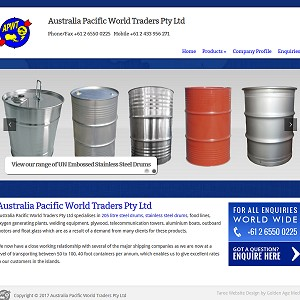 Australia Pacific World Traders
