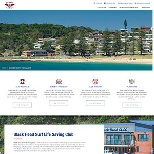 Black Head Surf Life Saving Club