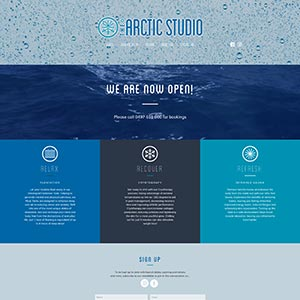 The Arctic Studio